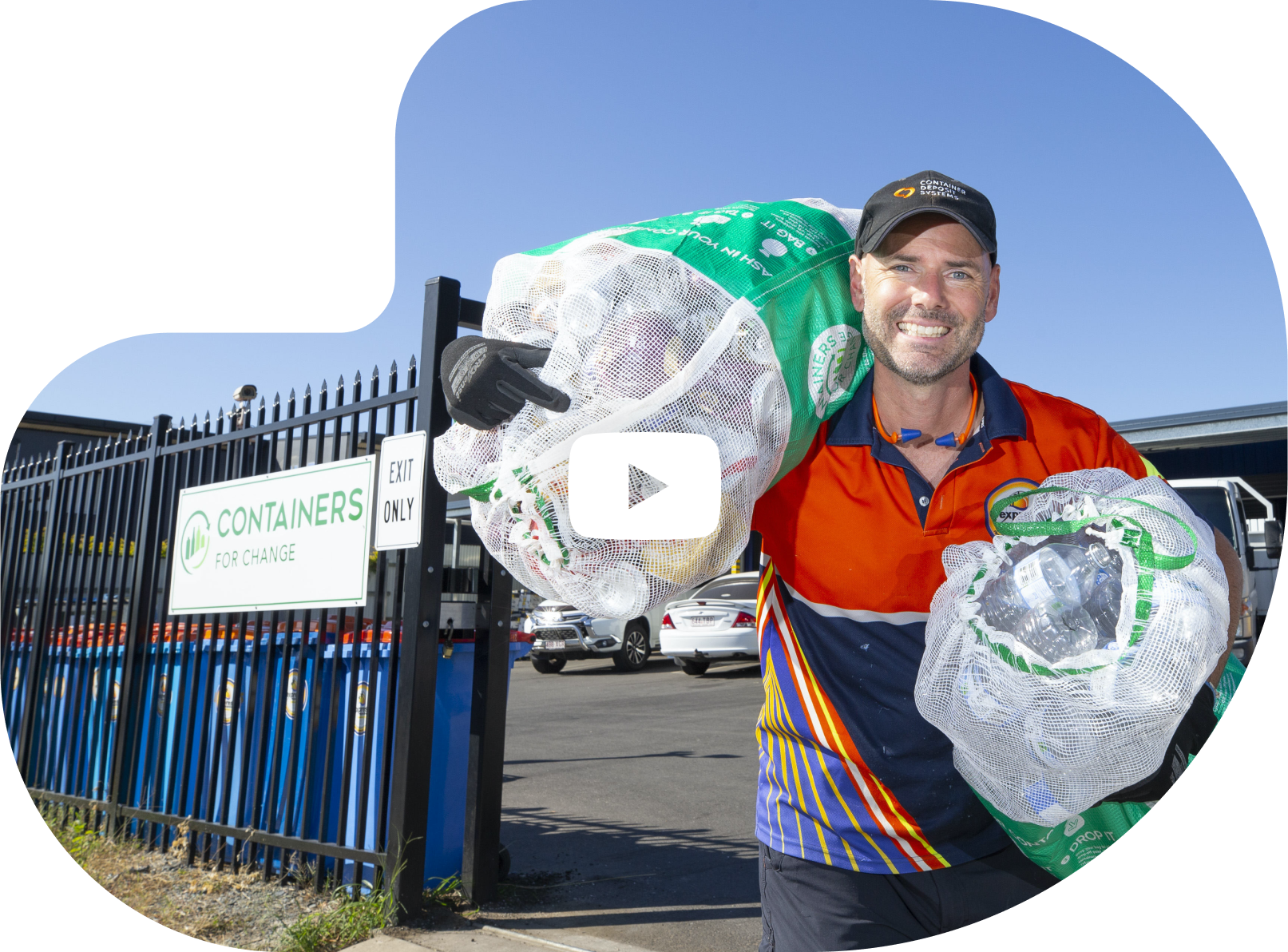 Creating a recycling scheme to keep Queensland beautiful